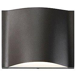 Drift Single Light LED Wall Sconce (Bronze)-OPEN BOX RETURN