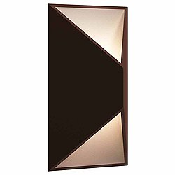 Inside Out Prisma Sconce (Bronze/11 Inch) - OPEN BOX RETURN
