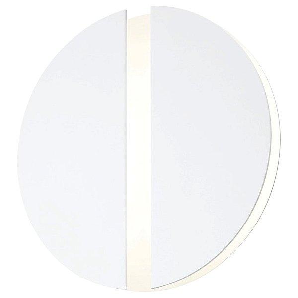 Split Disc LED Wall Sconce