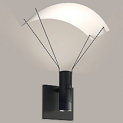 Suspenders Parachute LED Wall Sconce