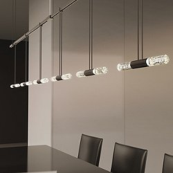 Suspenders 36 Inch 2-Bar In-Line Linear LED Lighting System