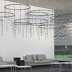 Suspenders Horizontal Ring Matrix LED Lighting System