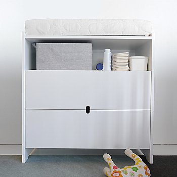 White / in use