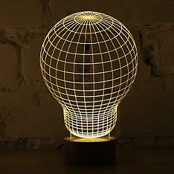 Bulbing LED Table Lamp by Studio Cheha - OPEN BOX RETURN
