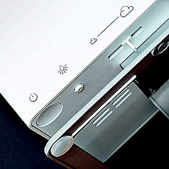 White color, detail