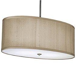 Classique Oval Pendant Light