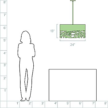 24 Inch Diameter Option