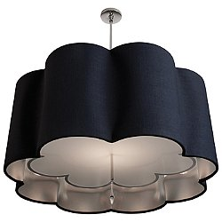 Paris Petal Pendant Light