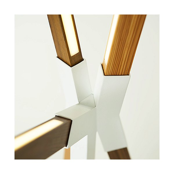 Middle Bang LED Floor Lamp