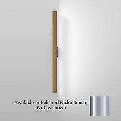 Ray LED Bath Bar (Maple/Nickel/3 ft/Directional) - OPEN BOX