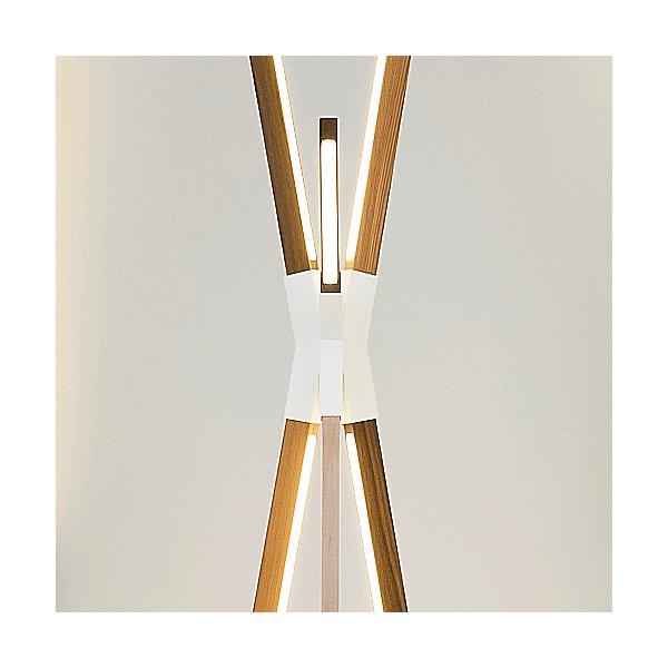 Big Bang LED Floor Lamp