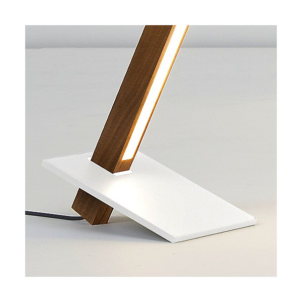 3 Foot Torch LED Table Lamp