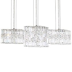 Selene SPU14 LED Linear Suspension Light