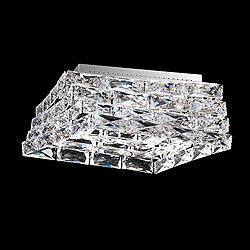 Glissando LED Flush Mount Ceiling Light