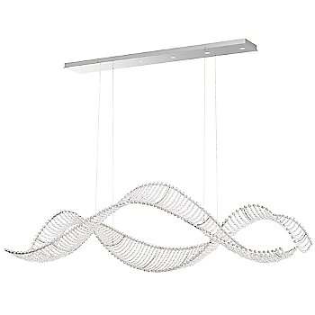 Shown in Stainless Steel finish, Large size