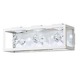 Fyra Rectangular LED Wall Sconce