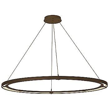 Bronze FInish / Bronze Accent Finish / Standard Hanging Length