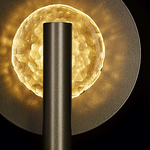 Solstice Round Wall Sconce