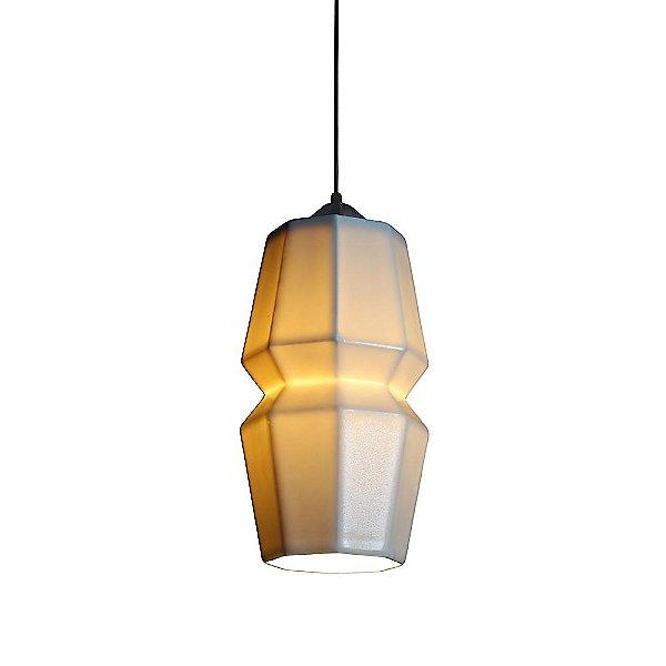 Tessellation 2 Porcelain Mini Pendant Light