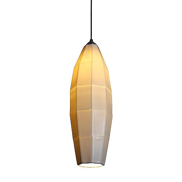 Extension Porcelain Mini Pendant Light