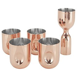 Plum Shot Glass Gift Set