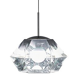 Cut Short Pendant by Tom Dixon (Chrome) - OPEN BOX RETURN