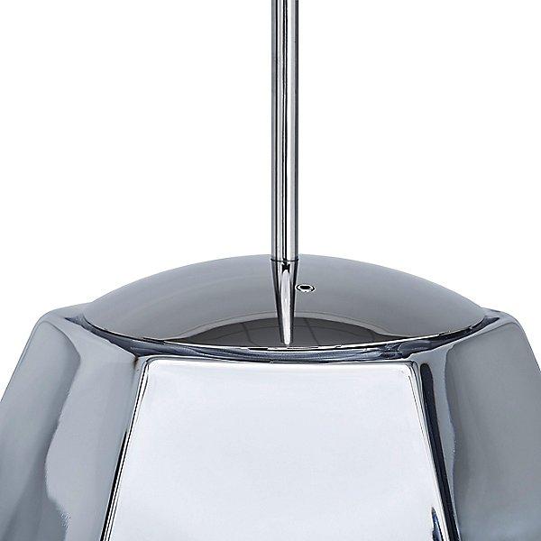 Cut Tall Pendant Light