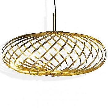 Brass finish / Small size / not illuminated