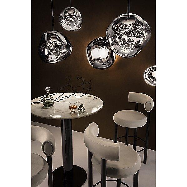 Melt Mini LED Surface Wall Sconce