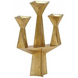 Gem Candelabra by Tom Dixon (Brass/Aluminum)-OPEN BOX RETURN