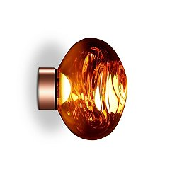 Melt Mini LED Surface Wall Sconce (Copper) - OPEN BOX RETURN