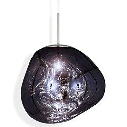 Melt Pendant by Tom Dixon (Smoke/Large/LED)-OPEN BOX RETURN