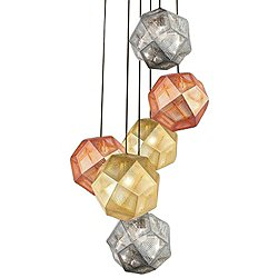 Etch Multi-Light Pendant (6 Lights) - OPEN BOX RETURN