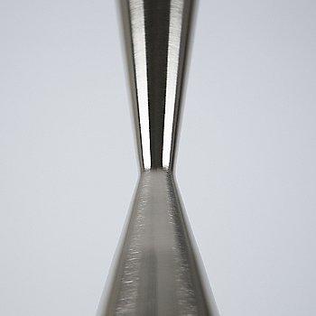 Brushed Nickel finish, Detail view