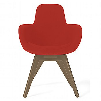 Remix Red color / Brass Legs