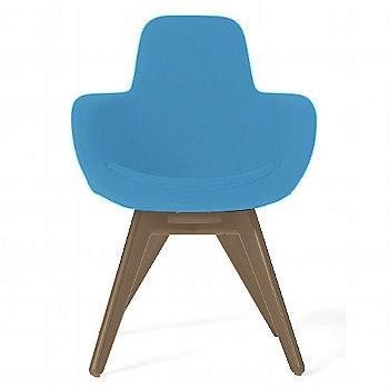 Remix Light Blue color / Brass Legs