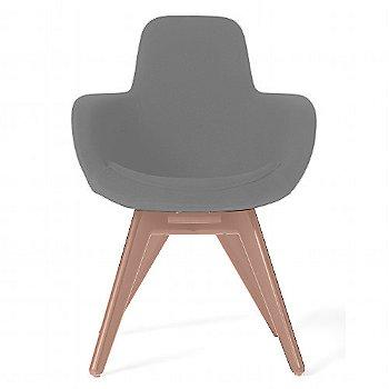 Remix Grey color / Copper Legs