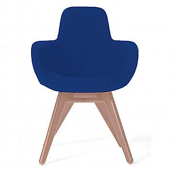 Steelcut Trio Blue color / Copper Legs