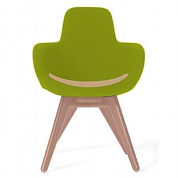 Hallingal Green Pink color / Copper Legs