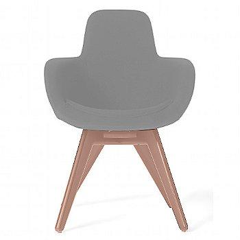 Hallingal Grey color / Copper Legs