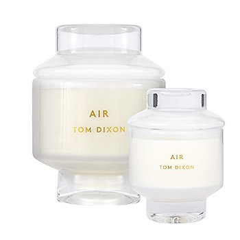 Paired with Air Scented Candle - Medium