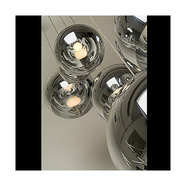 Mirror Ball Pendant Light
