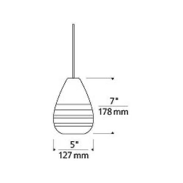 Mini Ella Pendant Light
