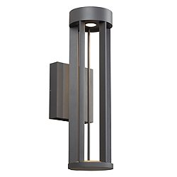 Turbo LED Outdoor Wall Light