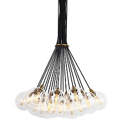 Gambit 19 Lite LED Chandelier