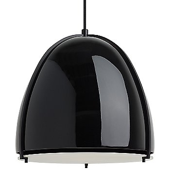 Gloss Black and Matte Black shade color