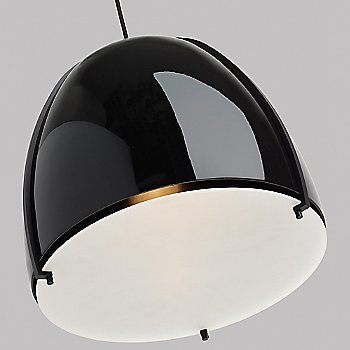 Shown in Gloss Black and Matte Black shade color