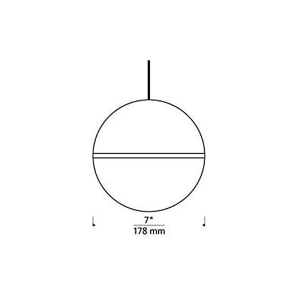 Akova LED Mini Pendant Light