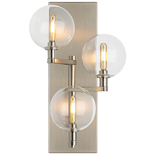 Gambit Triple LED Wall Sconce