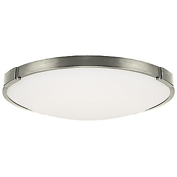Shown in Satin Nickel finish, 18 inch